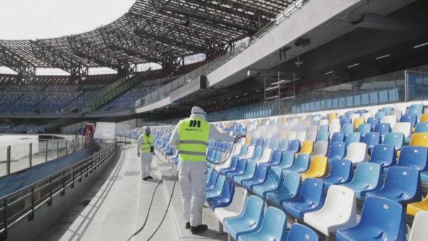 Stadiumet pa tifozë, klubet europiane kanë humbur 2,5 miliardë euro