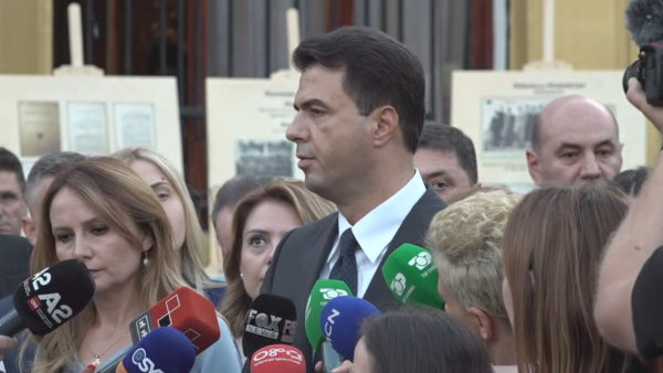 """""""Ndjej dhimbje për vendimin ndaj Berishës"""", Basha: Sot foli me tezat e Ramës. PD s'ka rrugë tjetër përveçse e bashkuar"""