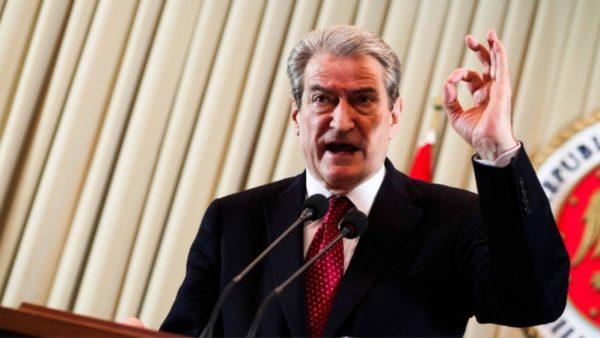Berisha sulmon Bashën: PD ka patur mbështetje të fuqishme nga Soros