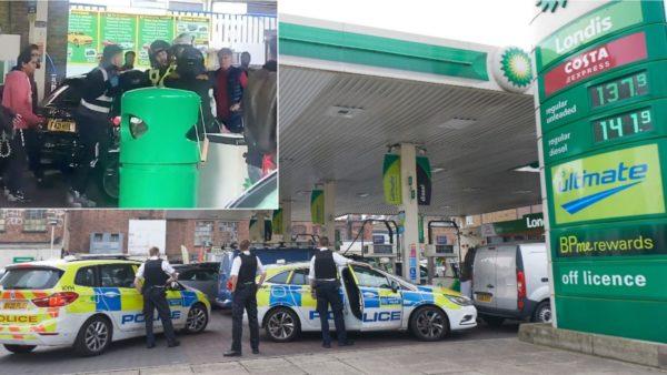 Kriza me karburantin në Britani, radhë të gjata dhe sherre mes qytetarëve