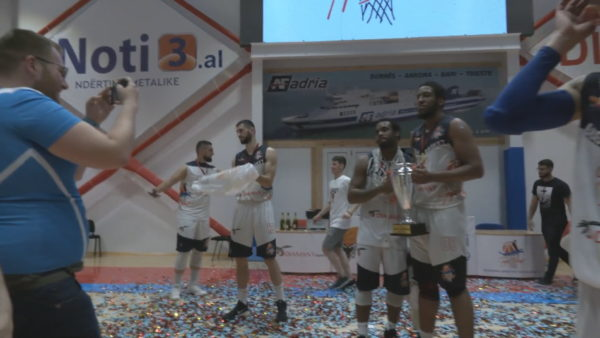 Nga titulli te shkrirja, Goga Basket tërhiqet nga kampionati