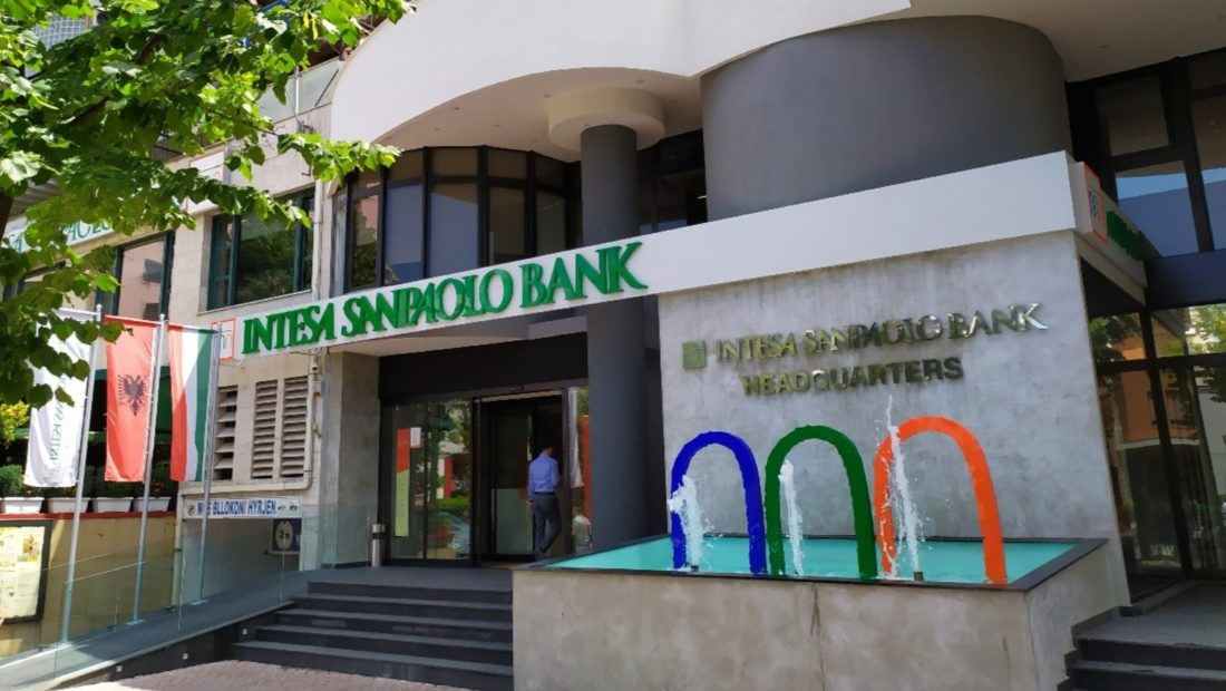 Intesa Sanpaolo Bank albania njofton emerimin e drejtorit te ri ekzekutiv zAlessandro DOria 1100x620