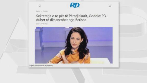 Thirrja Godoles për distancim nga Berisha, PD vendos censurë për intervistat