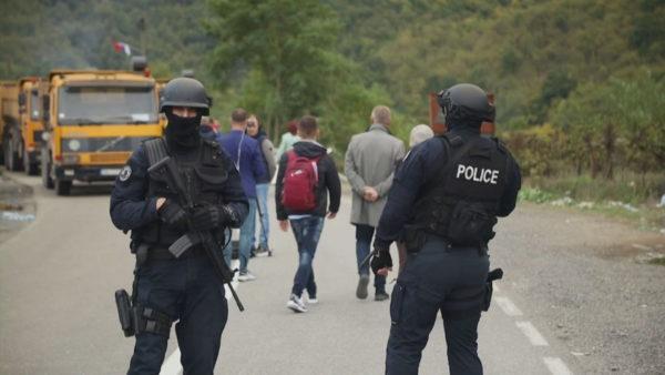Vijon bllokimi në Jarinjë dhe Bërnjak, shtetas rusë në pika kufitare. Shqetësohen edhe serbët