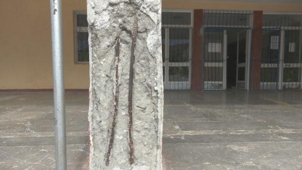 Dëmtohet kolona e shkollës në Kukës, ZVA në kërkim të një godine për 470 nxënës