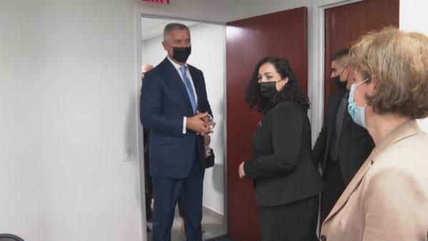 Shqetësim për situatën në rajon, takohen presidentët e Kosovës, Malit të Zi dhe Bosnjës