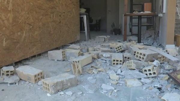 Tërmeti në Kretë, vijojnë paslëkundjet, më e forta me magnitudë 5.3
