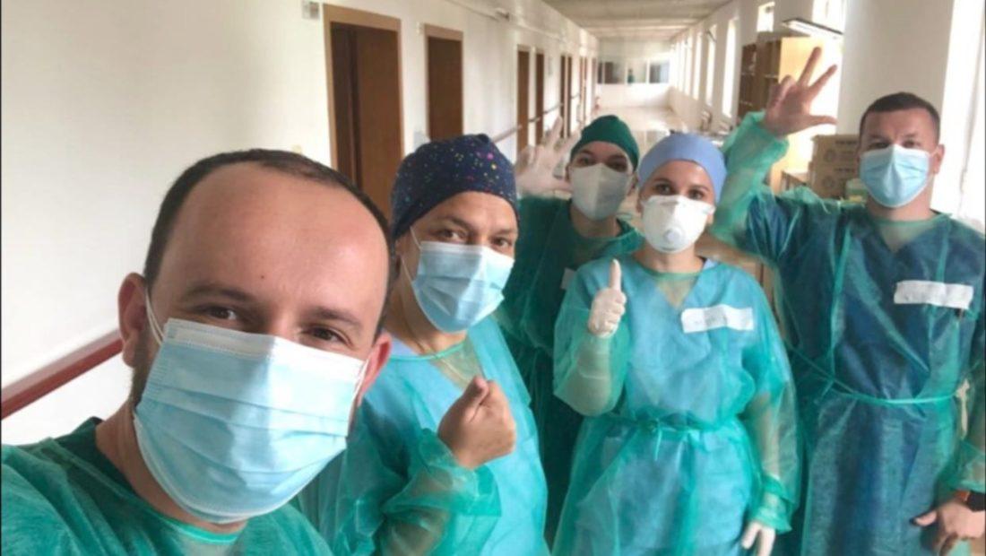 Rritja e infektimeve me koronavirus rihap spitalin Covid3 1100x620