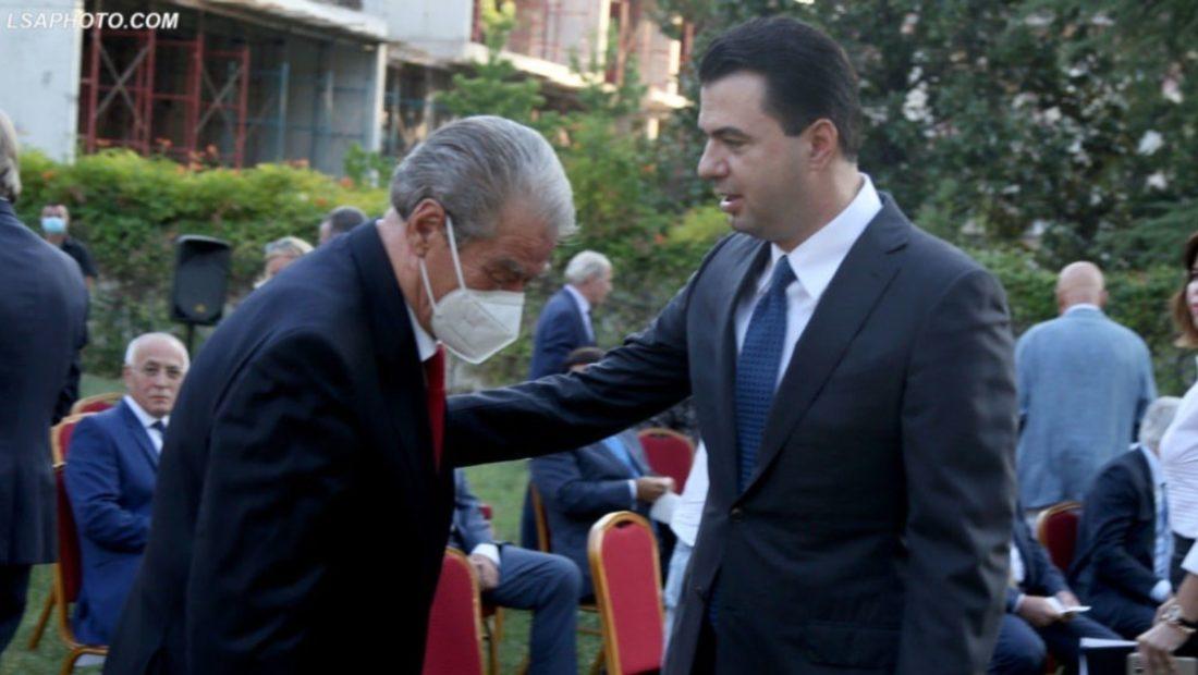 Te zgjidhim njehere ceshtjen Berisha diskutimet ne mbledhjen e kryesise se grupit parlamentar te 1100x620