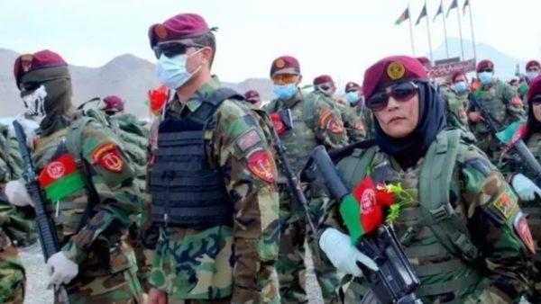Komandot afganë mund t'i bashkohen Ushtrisë Britanike