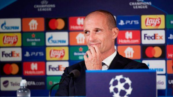 Champions League, Juventus ndeshet me Malmoe, Allegri kërkon kthesën