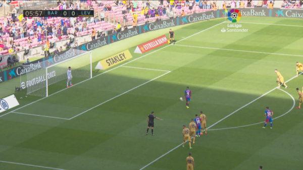 Barcelona bën kthesën, rikthehet te fitorja ndaj Levante