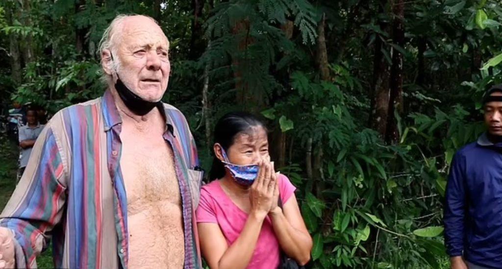 Kishte humbur në xhungël, 72-vjeçari mbijeton 3 ditë duke pirë ujë nëpër pellgje
