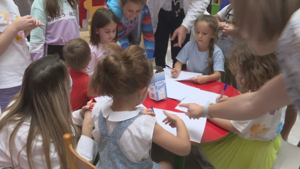 """""""Back to School"""", Toptani Shoping Center, aktivitete argëtimi dhe edukimi për fëmijët"""