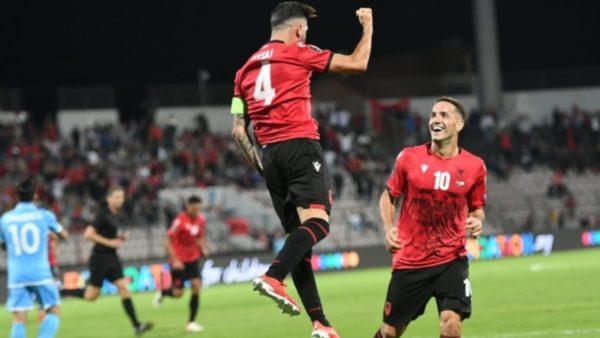 Renditja e FIFA-s, Shqipëria ngjitet në klasifikim