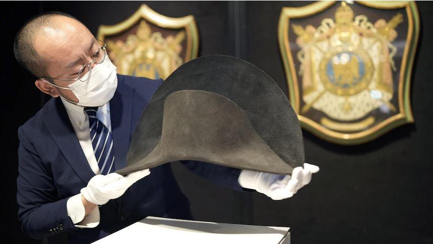 Zbulohet një kapele e re e Napoleonit, ekspozohet në Hong Kong