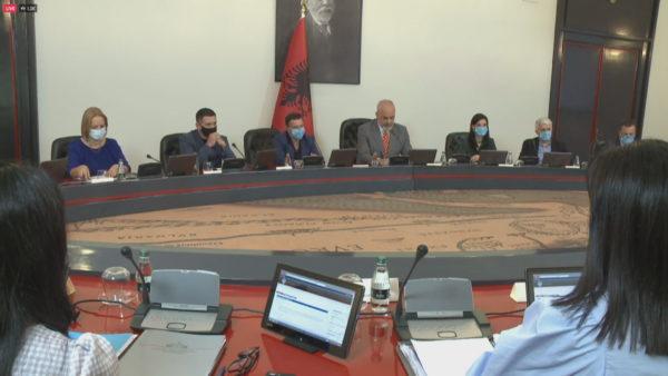 Qeveria e re, nuk ka ndryshime thelbësore në strukturë, numri i ministrave i njëjtë
