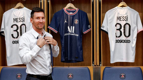 Shifrat e Messi-t te PSG, 110 milionë euro në 3 vite dhe 1 milionë euro në kriptovalutë