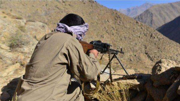 Intensifikohen luftimet mbi luginën afgane të Panjshir