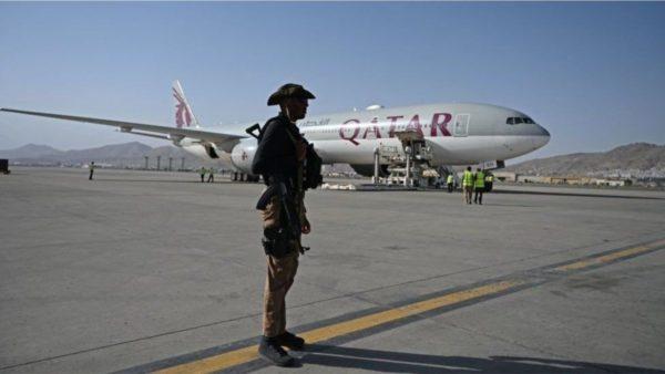 Kryhet fluturimi i parë me të huaj nga Kabuli që pas tërheqjes së SHBA