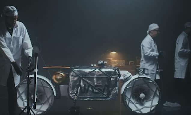 Motori gjerman për të udhëtuar në Hënë