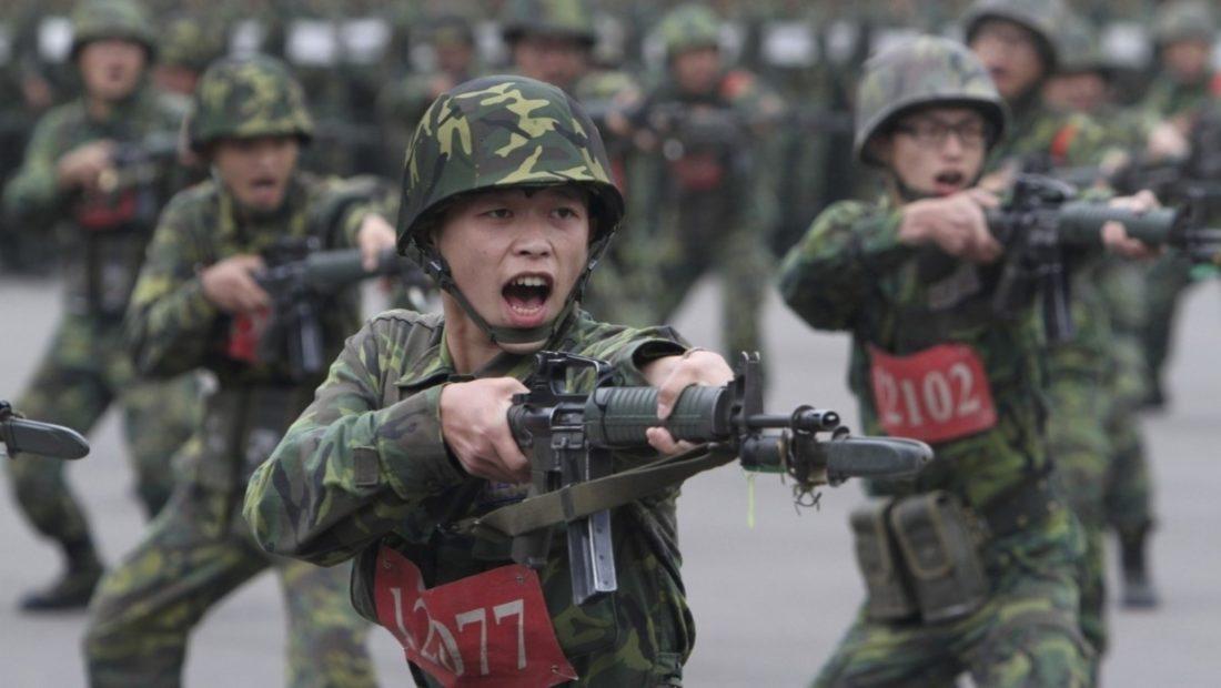 Kina ushtria 1100x620