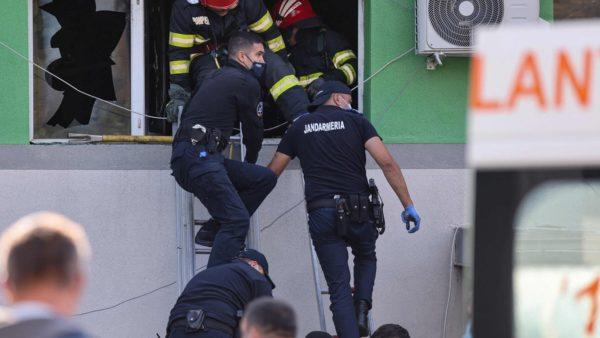 Zjarr në spitalin COVID, 9 persona humbin jetën në Rumani
