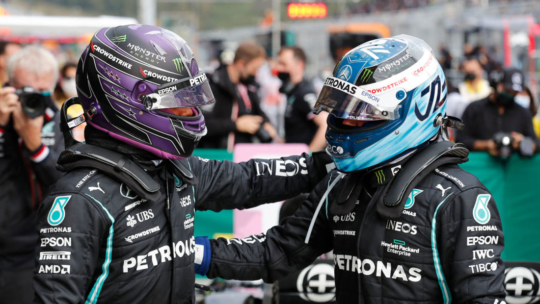 Qualifying report and highlights of the 2021 Turkish Grand Prix 1100x620