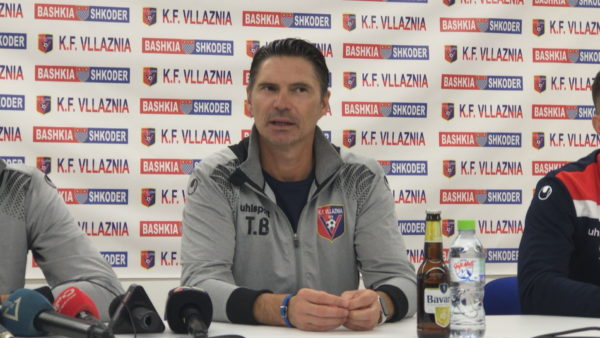 Vllaznia-Dinamo, Brdaric: Synojmë fitoren përpara mbështetësve tanë