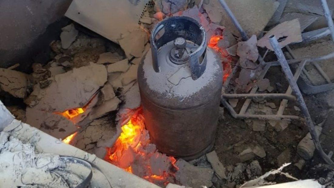 Shperthen bombola e gazit ne Mirdite nderron jete nje person 1100x620