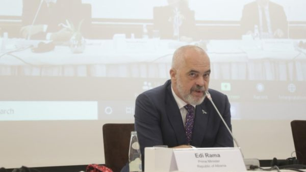Tryeza e OSBE, Rama: Vetërregullimi i medias nuk është përgjigjja