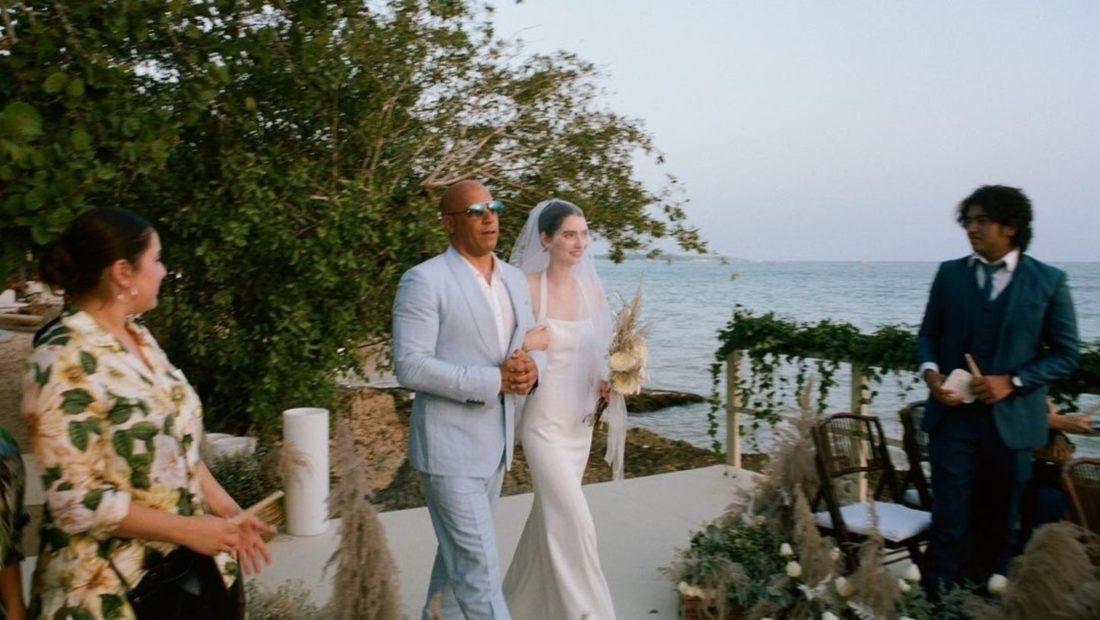 Vin Diesel shoqeron drejt altarit vajzen e Paul Walker 1100x620