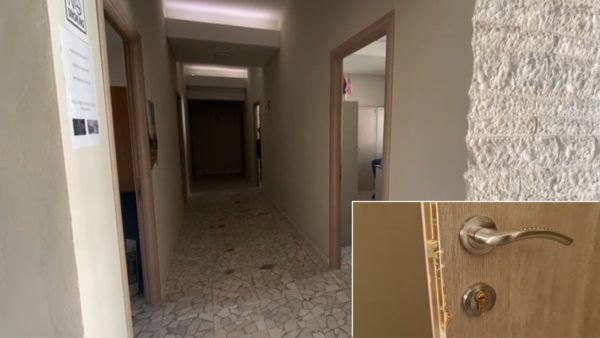 Vlorë, vidhen dosje në zyrat e administrimit të tokës, hajduti doli nga dera kryesore