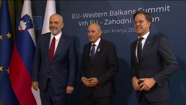 Samiti në Slloveni, BE rikonfirmon përkushtimin ndaj zgjerimit, por s'pritet progres