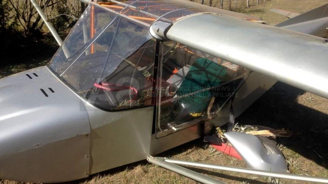 avioni i rrezuar ne malesine e madhe 1100x620