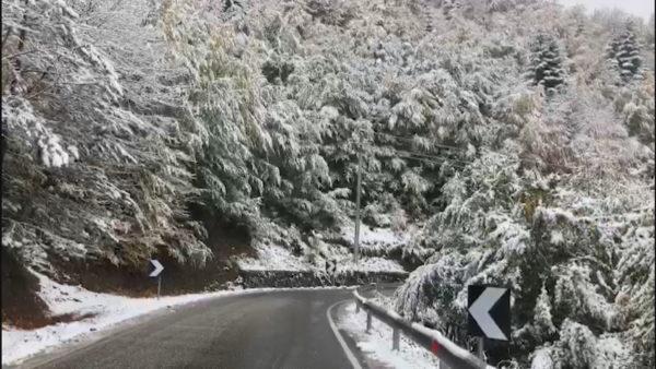 """""""Troket"""" dimri, dëbora zbardh zonat malore në veri dhe juglindje"""