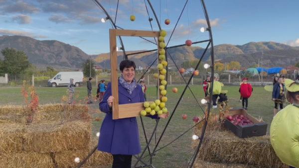 """""""Festa e mollës"""" në Korçë, fermerët në panair kërkojnë zgjerimin e tregut"""