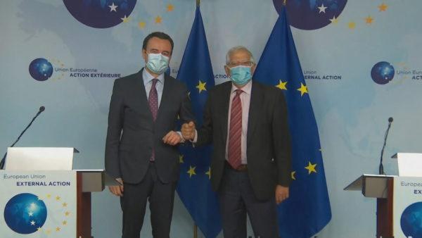 Kurti në Slloveni: BE duhet të zgjerohet për të qenë Europë