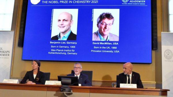 Çmimi Nobel për kiminë, fitojnë shkencëtarët e pajisjes që ndërton molekulat