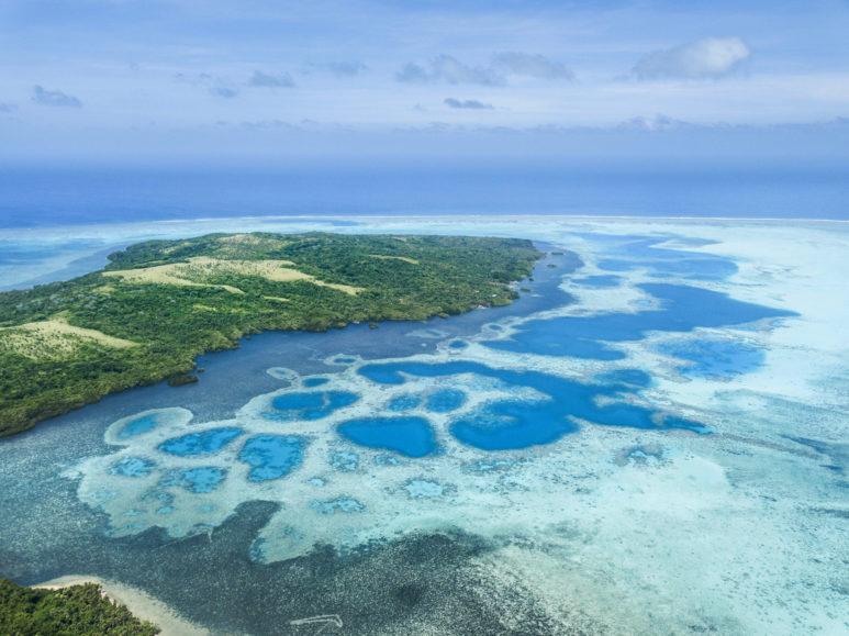 Nuk hyjnë në punë portofolat dhe bankat, në këtë ishull monedhat peshojnë 8 tonelata