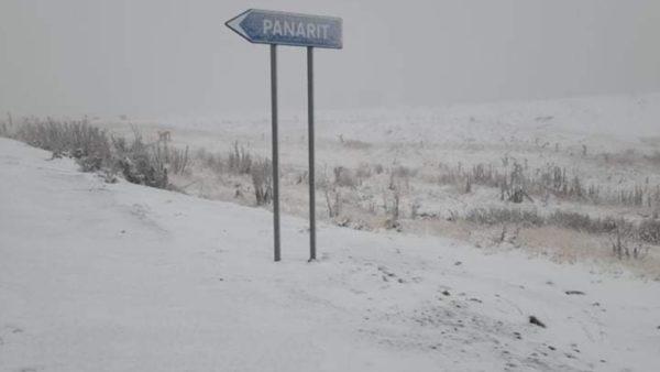 Nisin reshjet e para të dëborës në Qarkun e Korçës