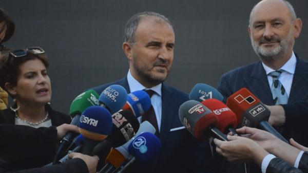 Pohimi i Ambasadorit Soreca: BE do të bashkëpunojë me Berishën nëse merr drejtimin e PD-së